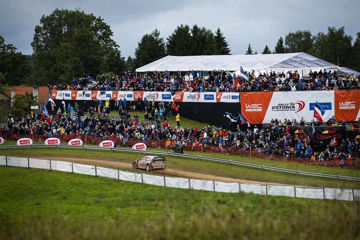 Valitsus on valmis toetama WRC-etapi korraldamist ka 2021. aastal