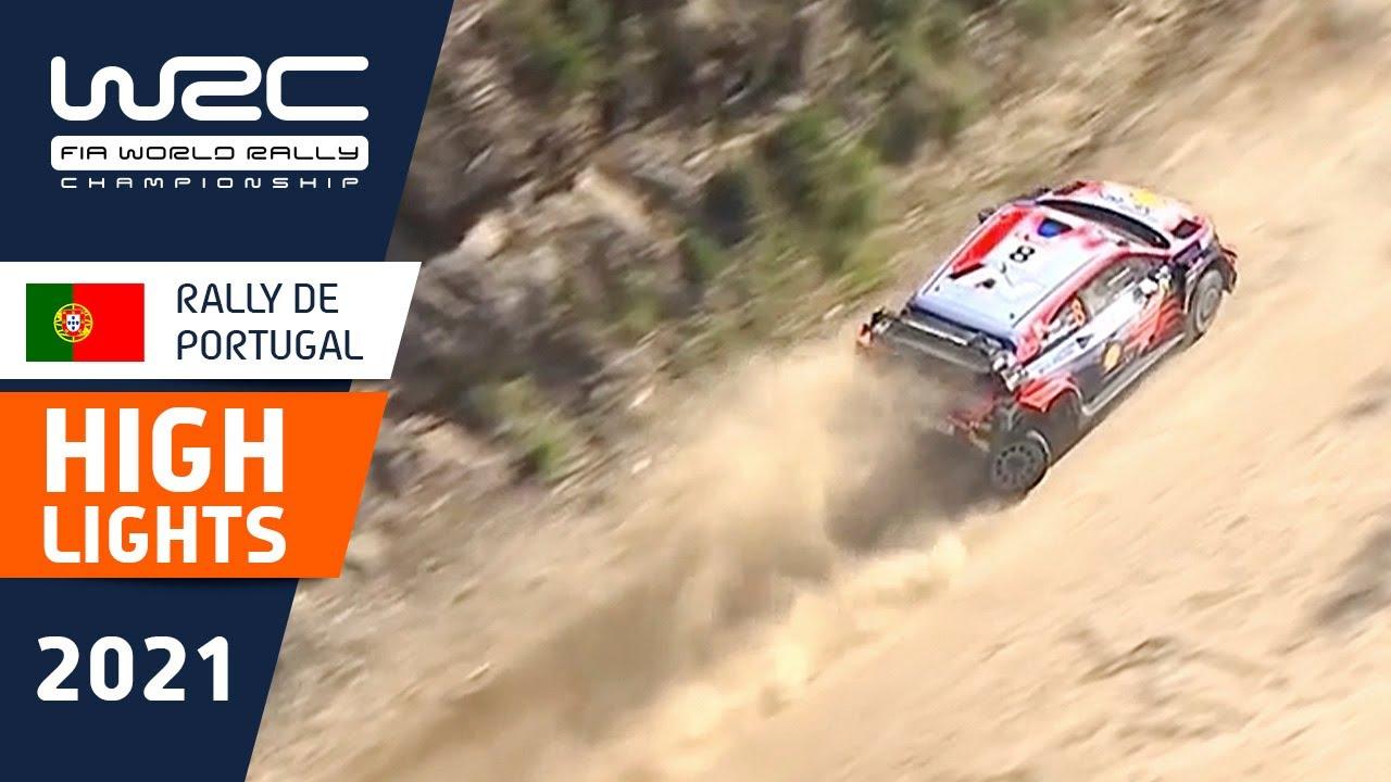 Portugali ralli 2021 - SS12 - SS14, kokkuvõte, WRC