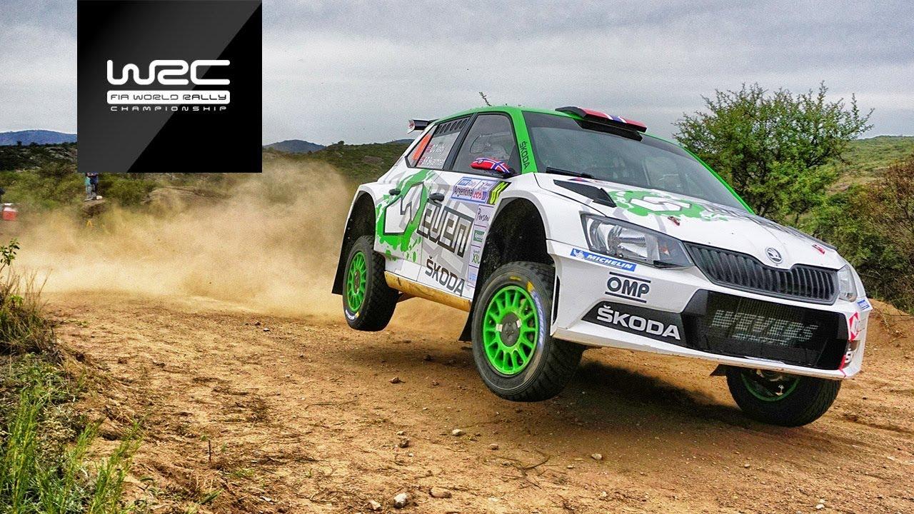Argentiina ralli 2018 - reedese päeva ülevaade, WRC