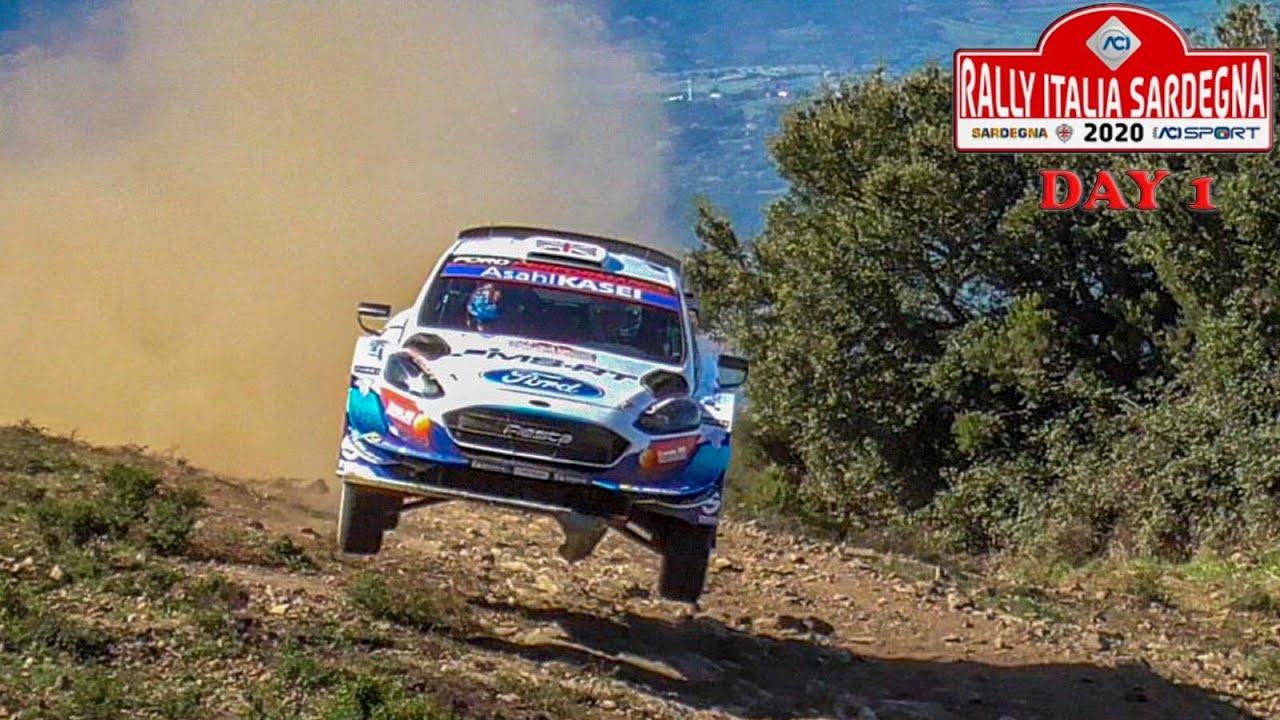 Sardiinia Ralli 2020 1. päev, TOP Video Rally