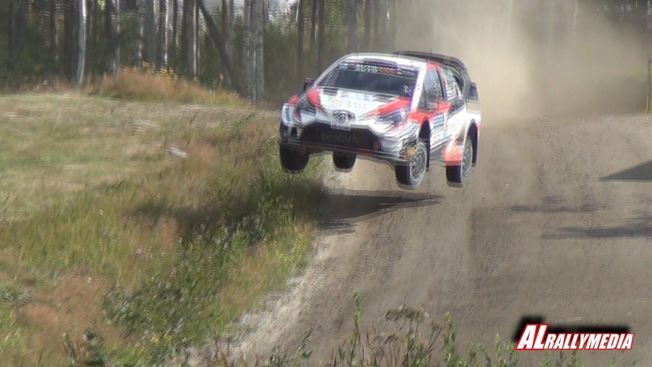 Soome ralli - SS4 Urria, AL Rallymedia