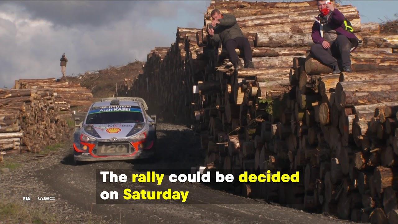 Walesi ralli 2019 - eelvaade, faktid, WRC