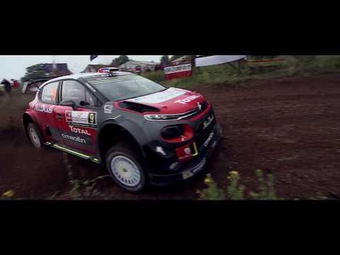 Poola rall 2017 - 3 põhjust miks jälgida Poola rallil Citroën-i meeskonda