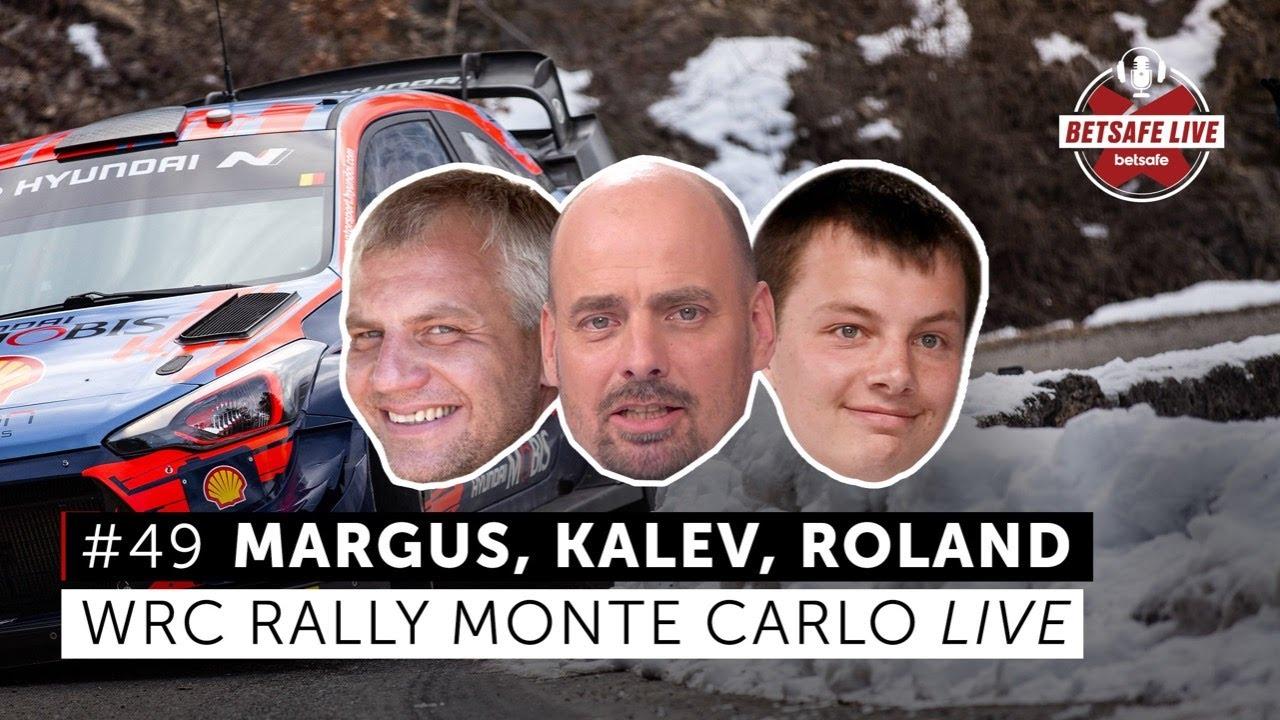 Betsafe Monte Carlo 2021 eelvaade