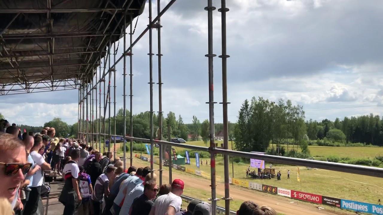 Grossi Rally Estonia lõpetanud hüpe Alakülal