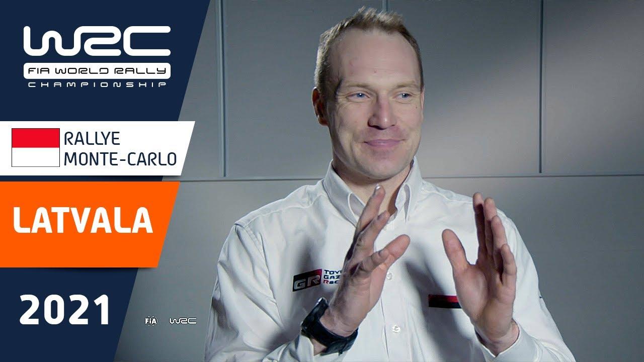 Jari-Matti Latvala on uus Toyota Gazoo Racing WRC juht