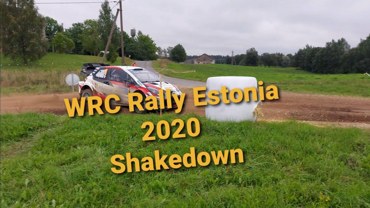 Rally Estonia testikatse, Amateur Rally Cam