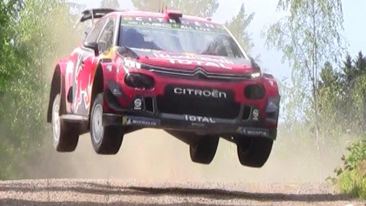 Soome ralli 2019 - rallieelne test, Ogier, Videos Nettirabbi