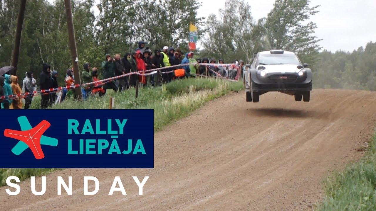 Rally Liepāja 2019 - pühapäev, kõrghetked, DriveTV10