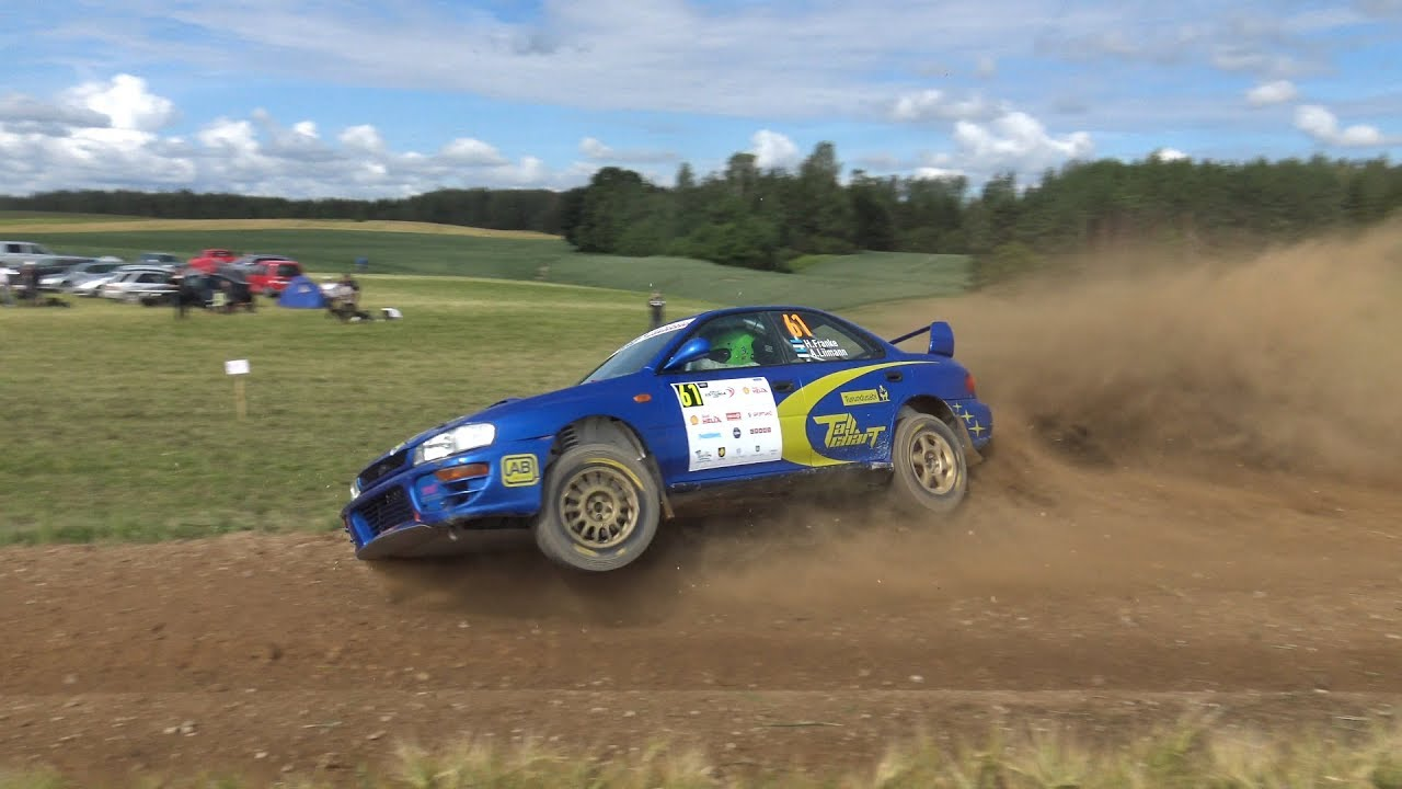 Rally Estonia 2019 - ülevaade, Peratielle Motorsport Videos