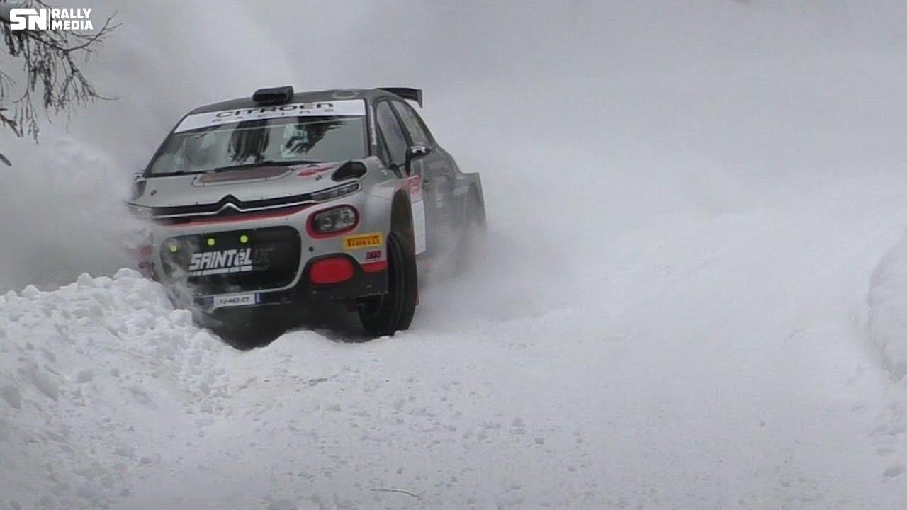 Otepää Talveralli 2021 võidukihutamine, Sander Nurm RallyMedia