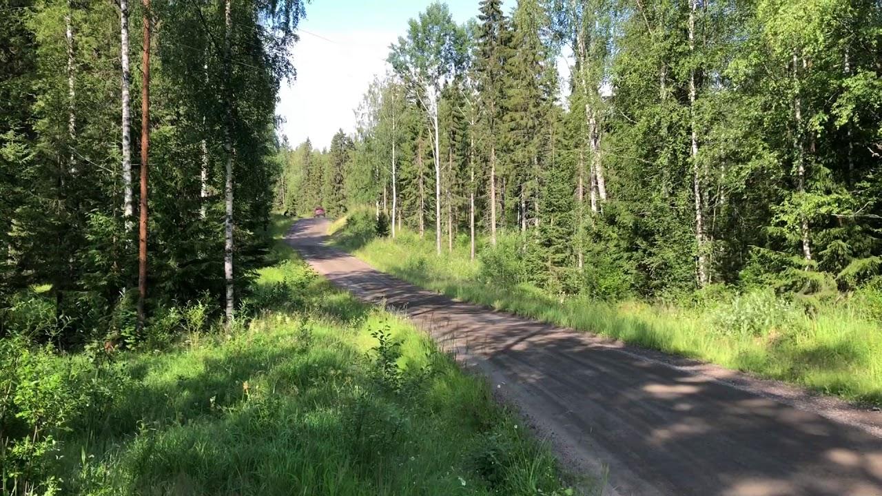 Soome ralli 2019 - rallieelne test, Ogier, Niklas Karlen