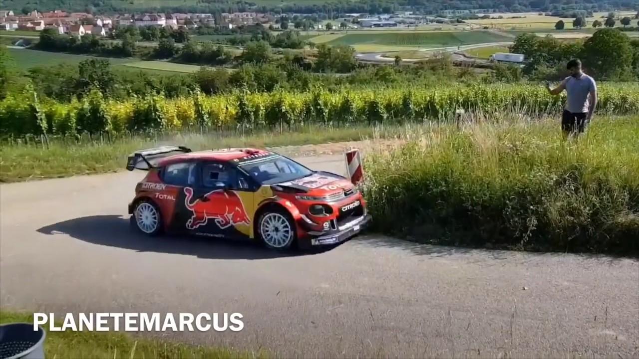 Eric Camilli testimas Citroën C3 WRC masinat