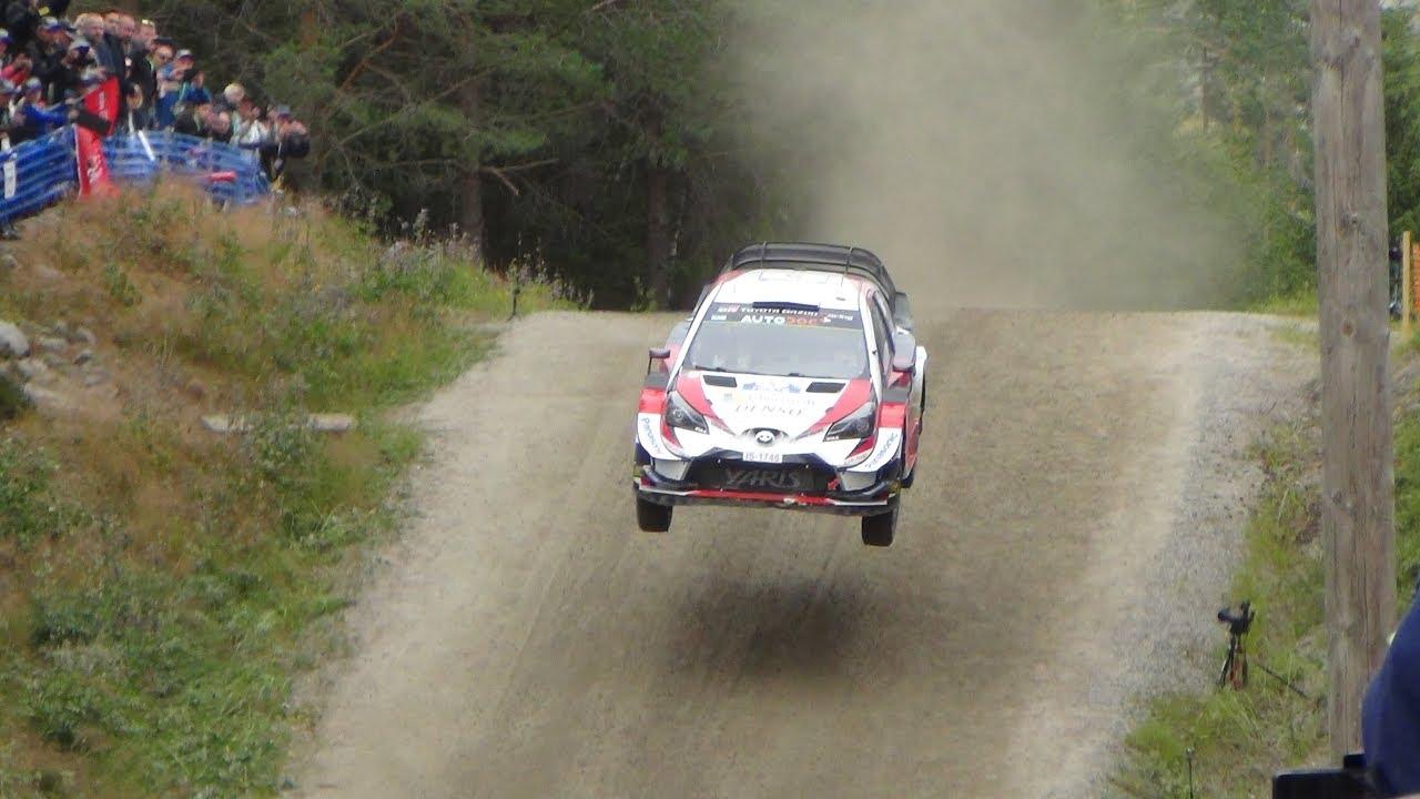Soome ralli - SS8 Urria, AL Rallymedia