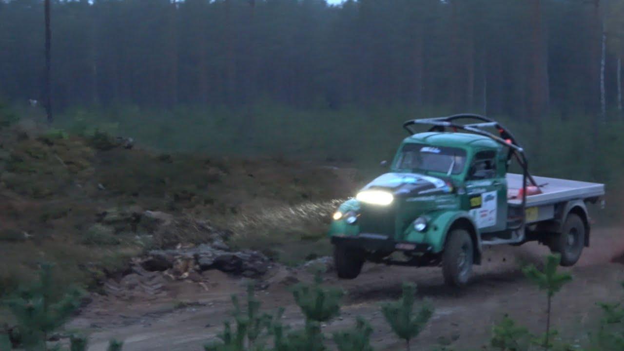 Saaremaa Rally õnnetused, napikad ja momendid, Artur Liivaleht