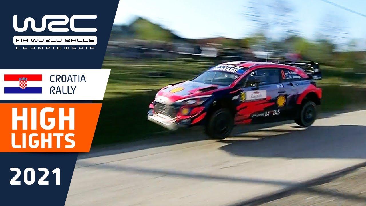 Horvaatia Rally 2021 reedese nelja viimase katse kokkuvõte
