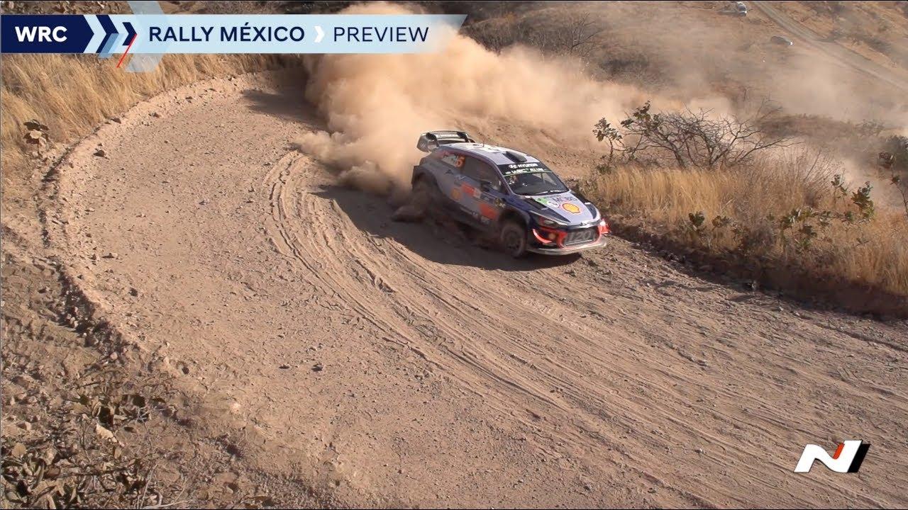 Mehhiko ralli 2019 - eelvaade, Hyundai Motorsport