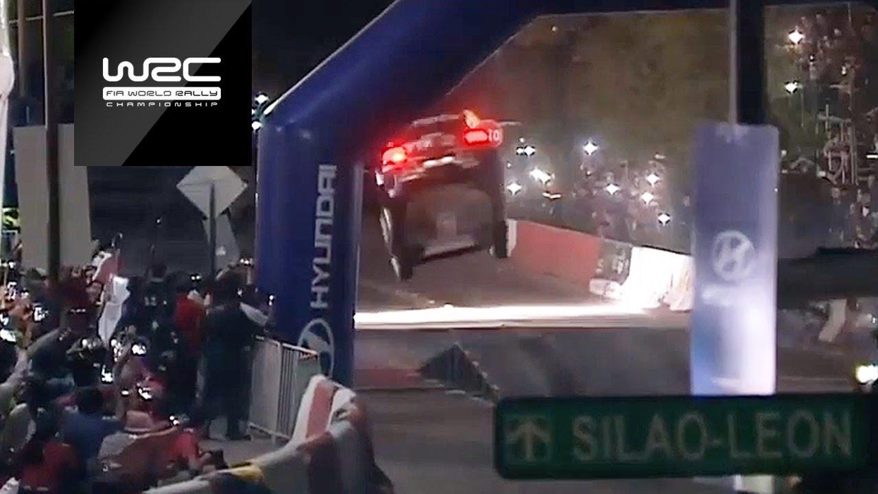 Mehhiko ralli 2019 - SS1, WRC