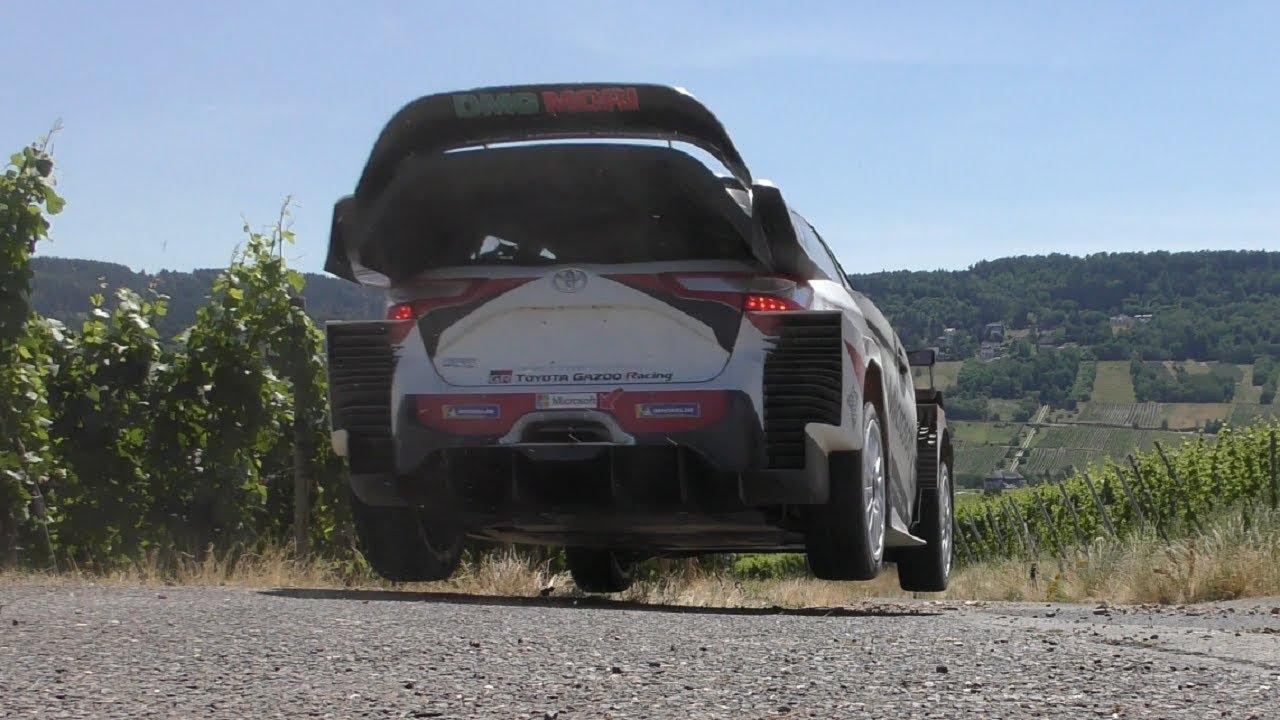 Saksamaa ralli 2019 - rallieelne test, Tänak, LB-Motorsport Video
