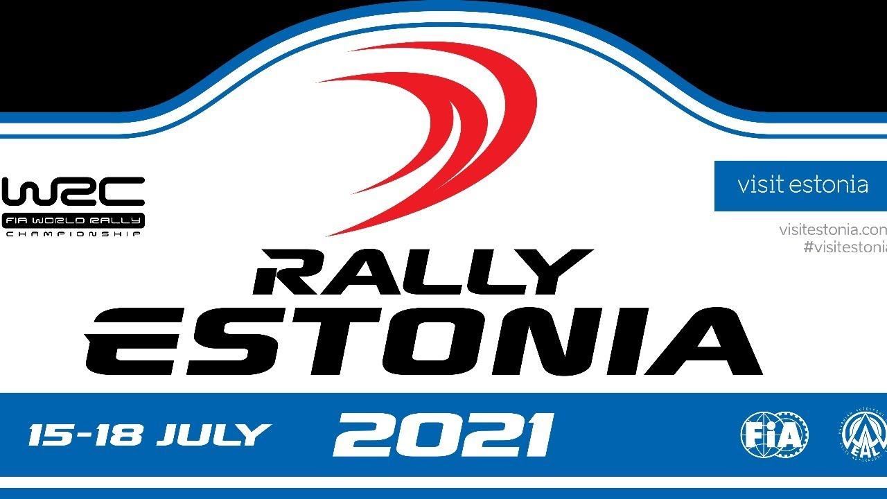 WRC Rally Estonia ja Toyota pressikonverents Saku Suurhallis 06.05.2021