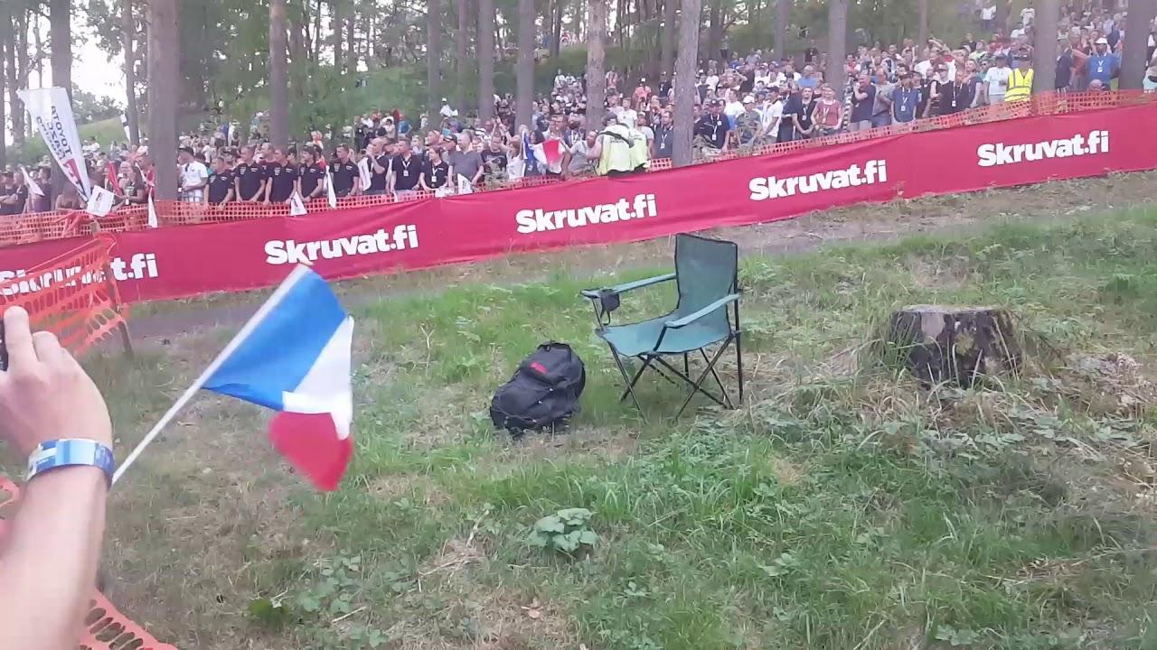 Soome ralli 2018 - SS1, Santeri Paavola