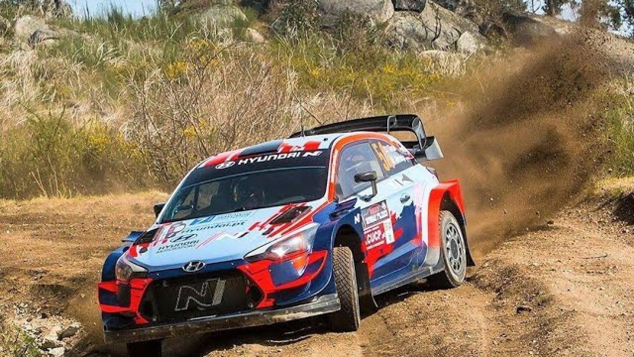 Rally Serras de Fafe 2020, Tänak ja Sordo, FdF_Rally