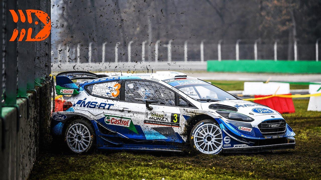 Sõitjad võistlevad Monzas keerulistes oludes