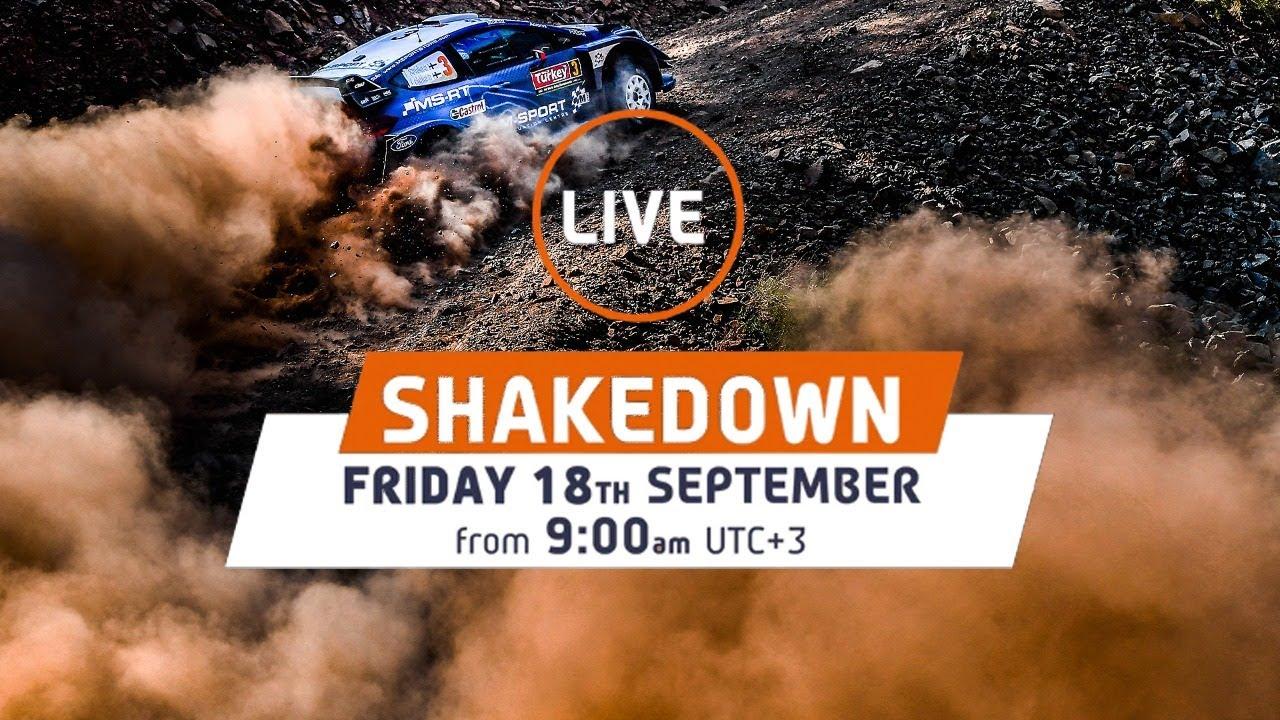 Türg Rally 2020 shakedown testikatse otseülekanne
