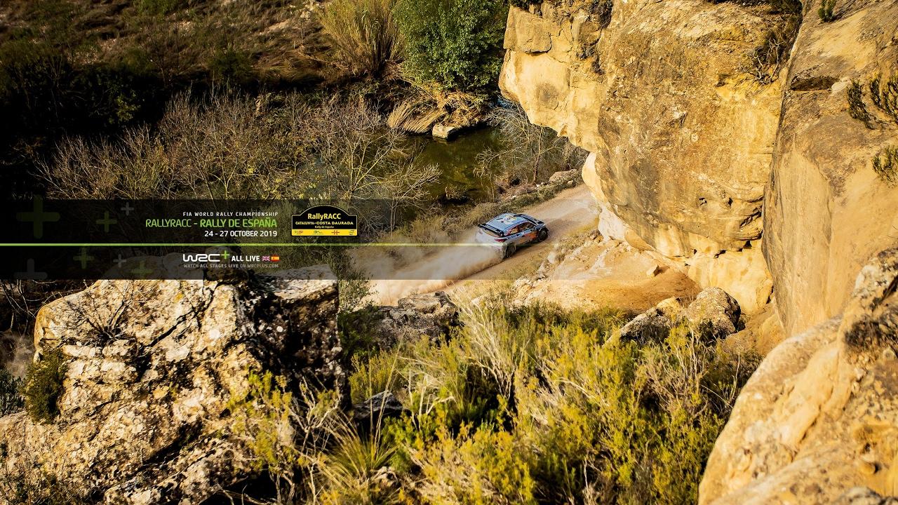 Hispaania ralli 2019 - shakedown testikatse otseülekanne järelvaadatavana, WRC