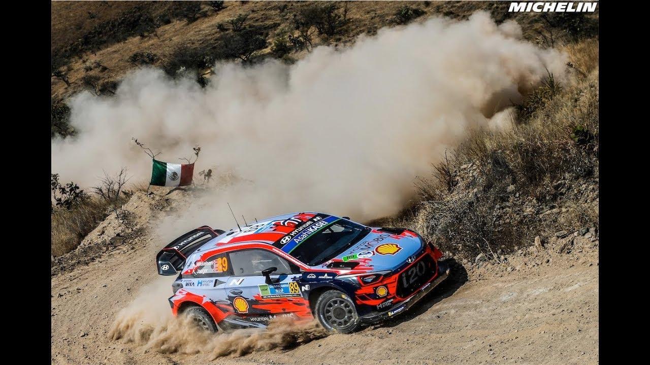 Mehhiko ralli 2019 - 1. päev, ülevaade, Michelin Motorsport
