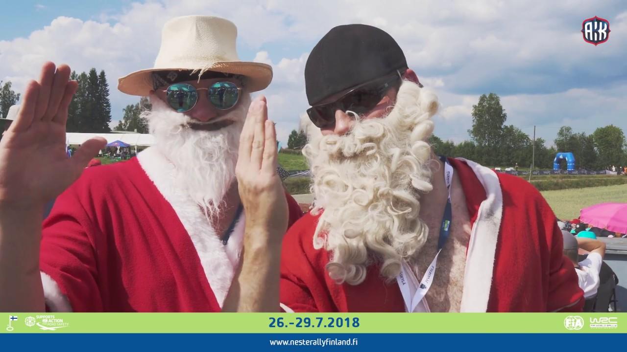 Soome ralli 2018 - 2. päev, kõrghetked, Rally Finland