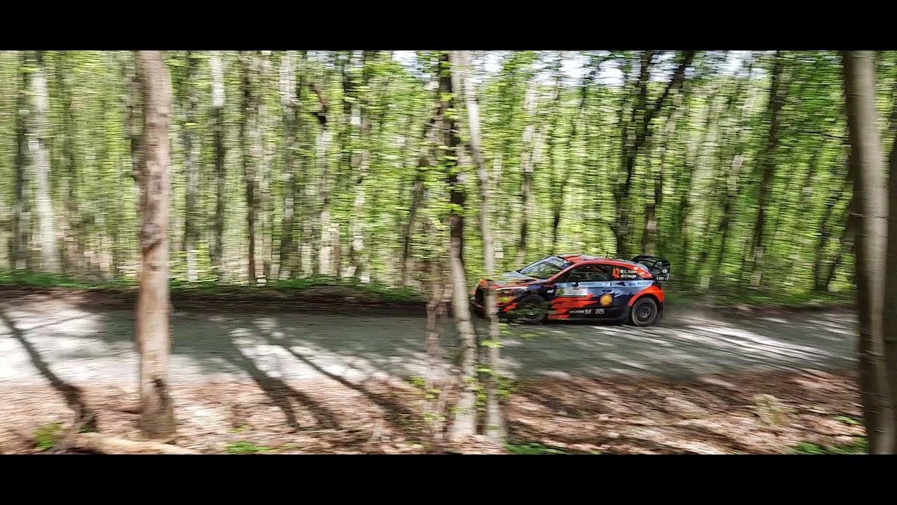 Horvaatia Rally 2021 - kiiruskatse SS4