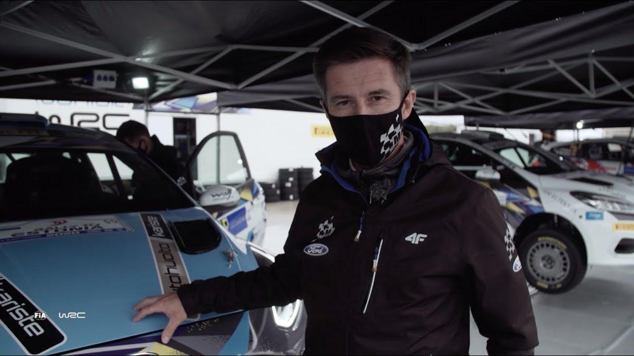 Rally Estonia Junior WRC klassi eelvaateklipp