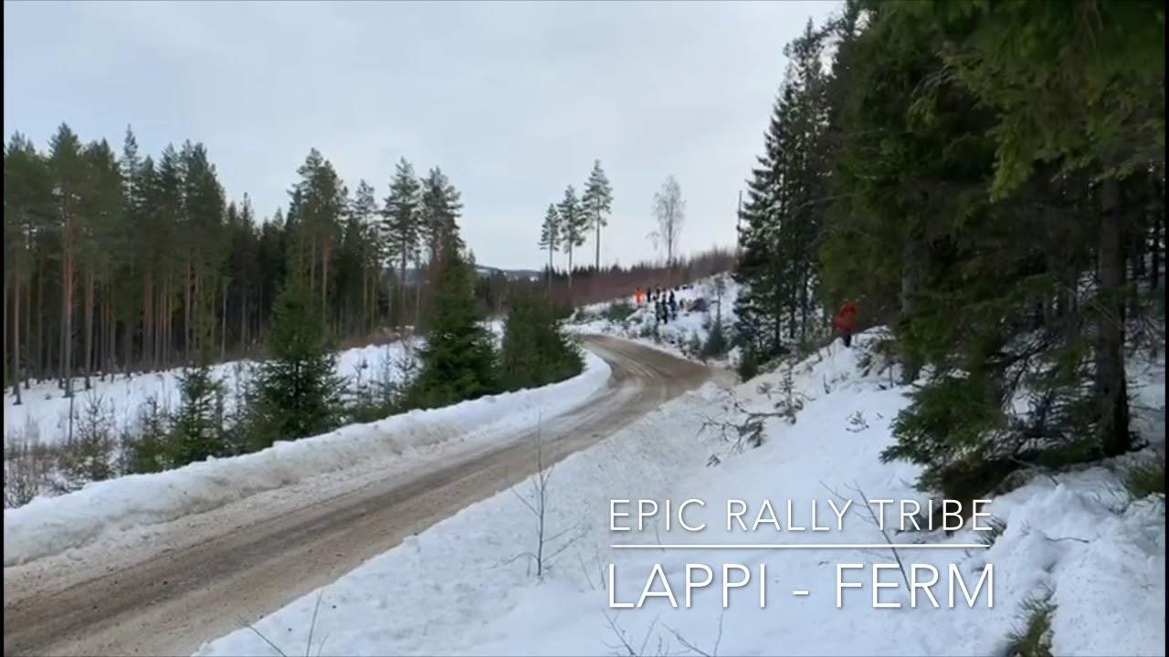 Rootsi ralli 2019 - SS5, Lappi õnnelik pääsemine, WRC
