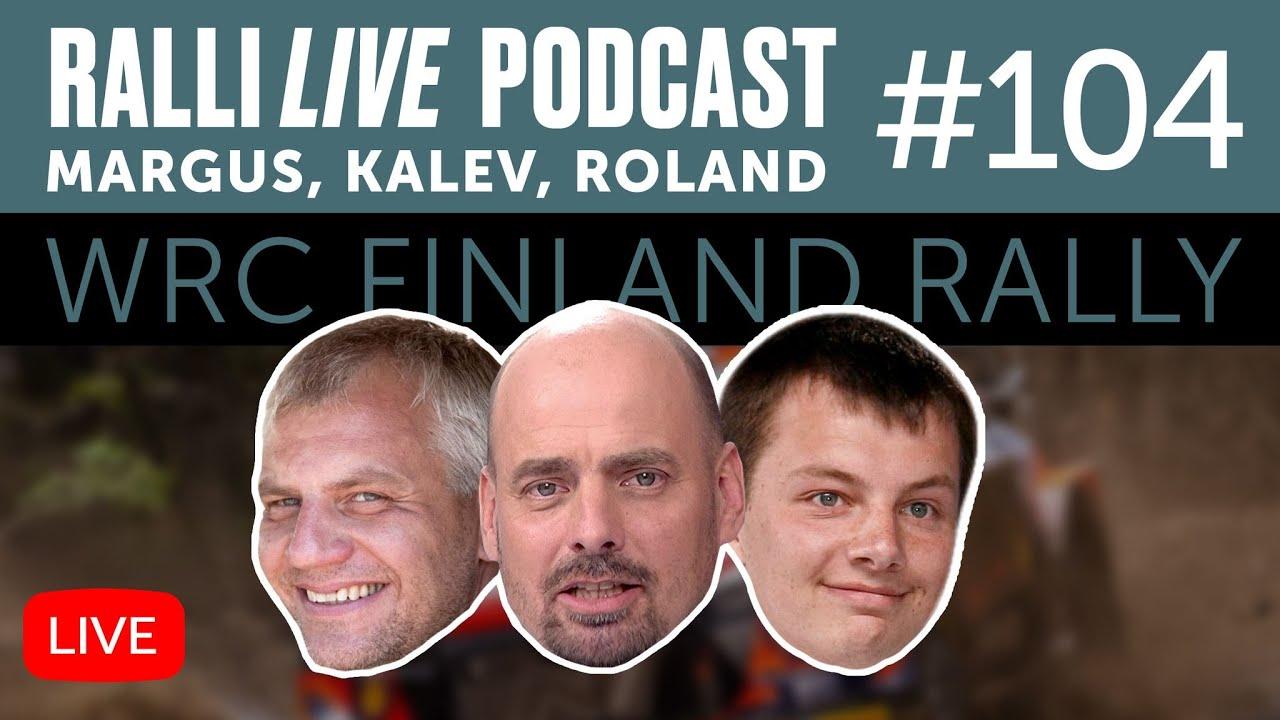 Betsafe Soome Ralli - Secto Rally Finland 2021 eelvaade
