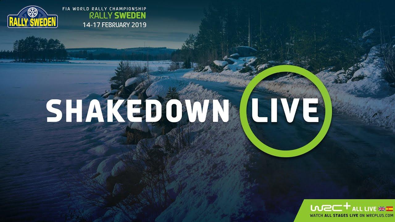Rootsi ralli 2019 - testikatse järelvaadatavana, WRC