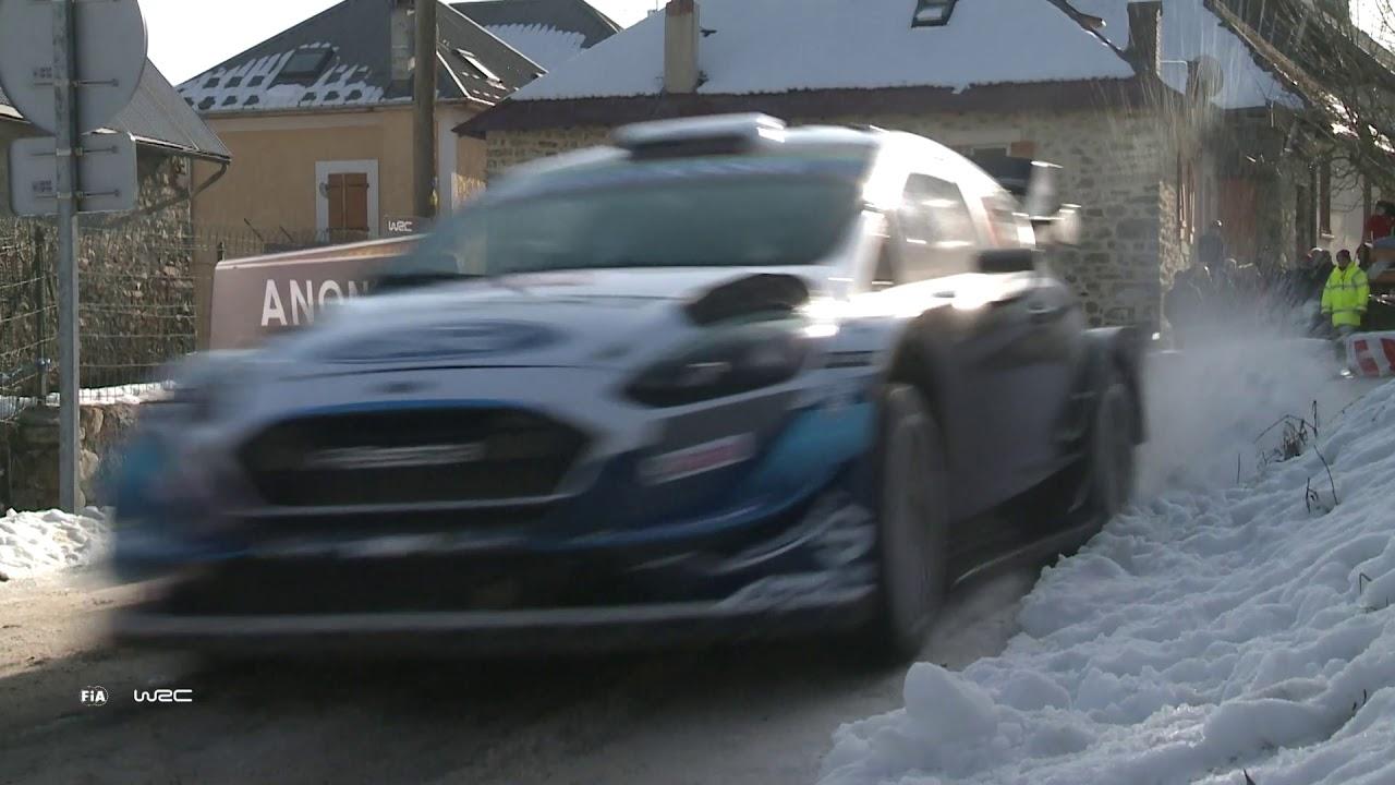 Monte Carlo ralli 2020 - M-Sport meeskonna laupäevane võistluspäev, WRC