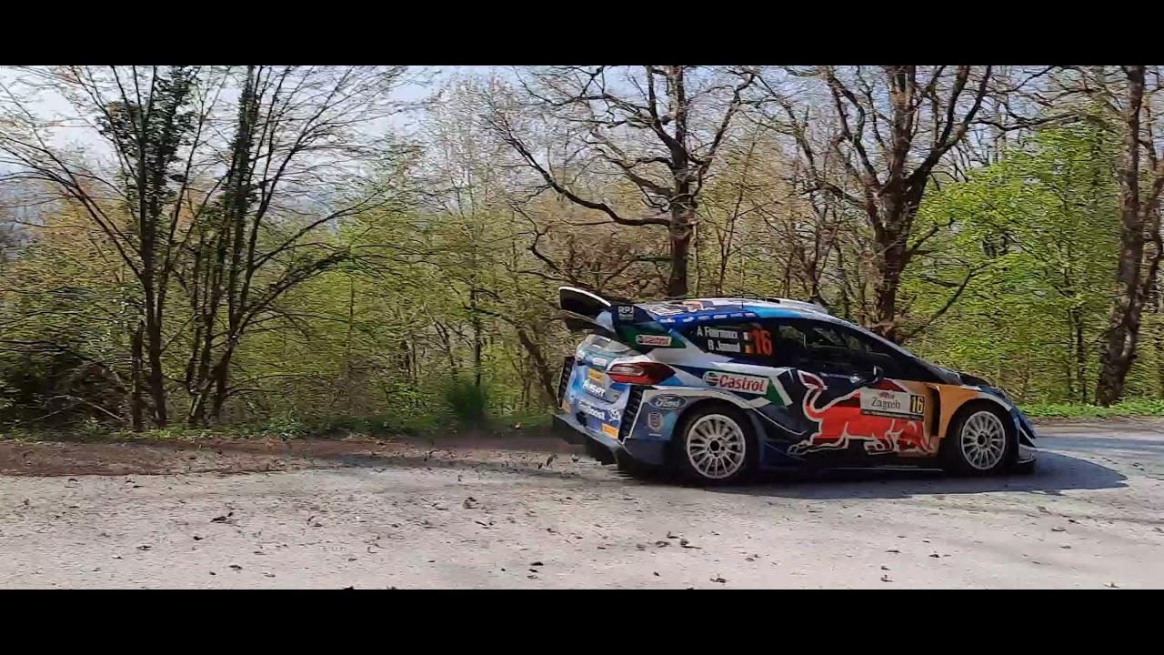 Horvaatia Rally 2021 - kiiruskatse SS1