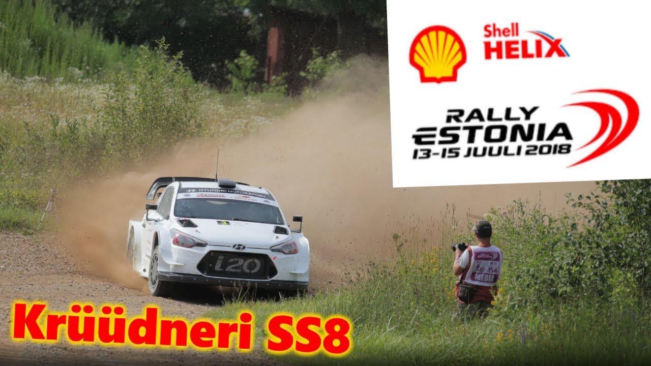 Rally Estonia 2018 - 1. päev, SS8, Paddoni hüpe