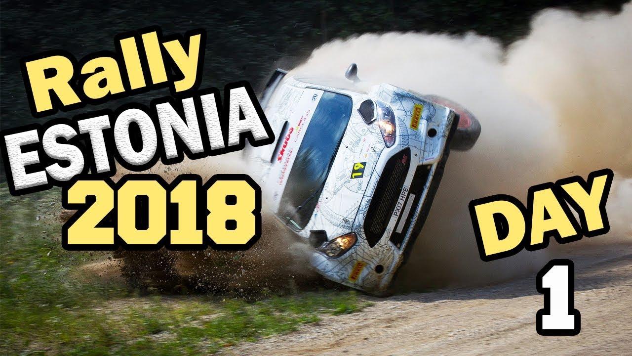 Rally Estonia 2018 - 1. päev, ülevaade, 27 OCTANE