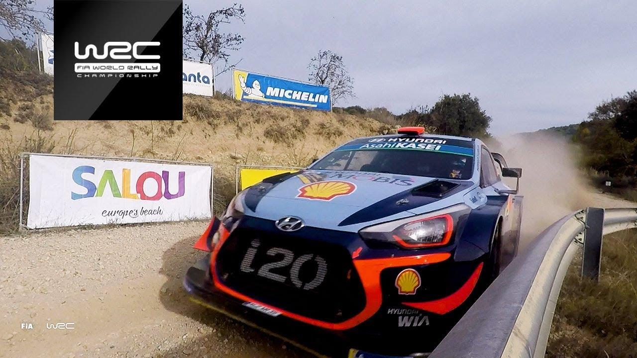 Hispaania ralli 2019 - eelvaade, WRC