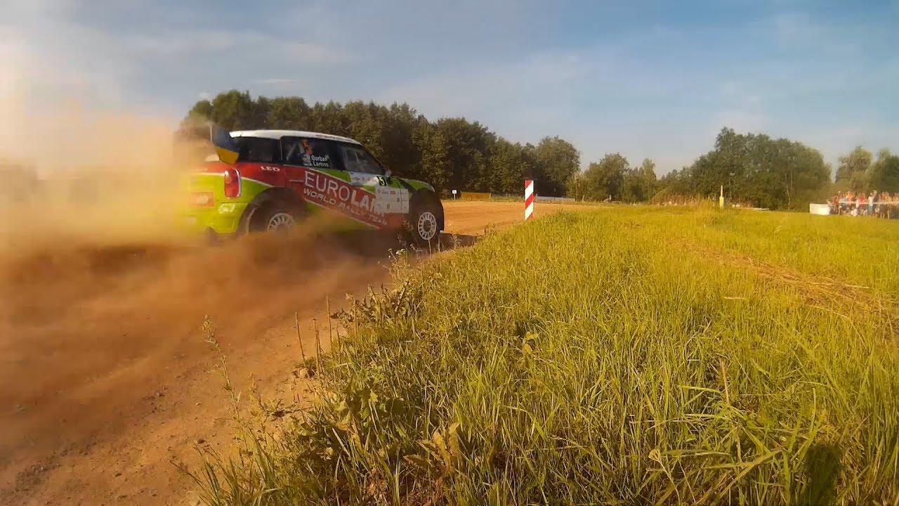 Rally Estonia 2018 - 1. päev, ülevaade, Eurolamp WRT