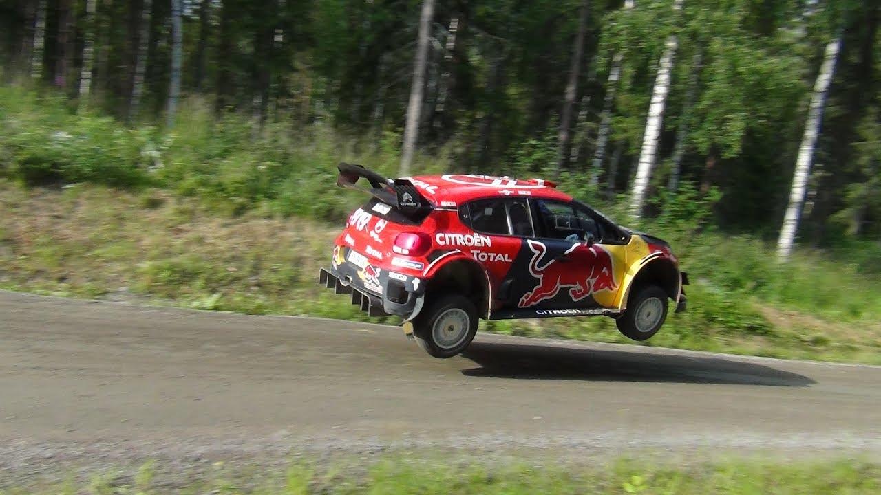 Soome ralli 2019 - rallieelne test, Ogier, AL Rallymedia