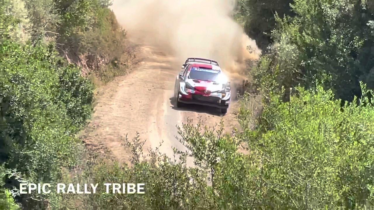 Sardiinia ralli 2021 shakedown testikatse, Epic Rally Tribe