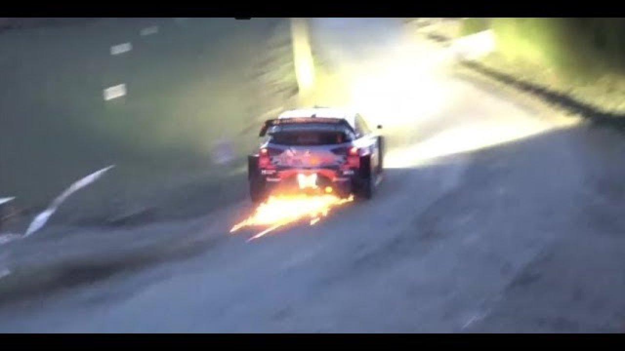 Monte Carlo ralli 2020 - shakedown testikatse, RivieraRallynet