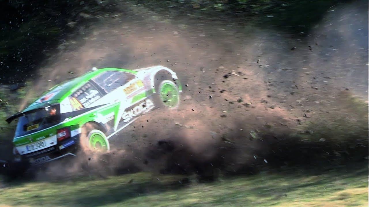 Saksamaa ralli 2018 - testikatse, Rovanperä väljasõit