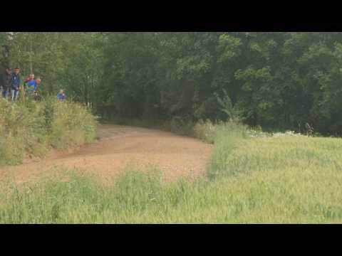 Poola rall 2017 - shakedown testikatse, Latvala