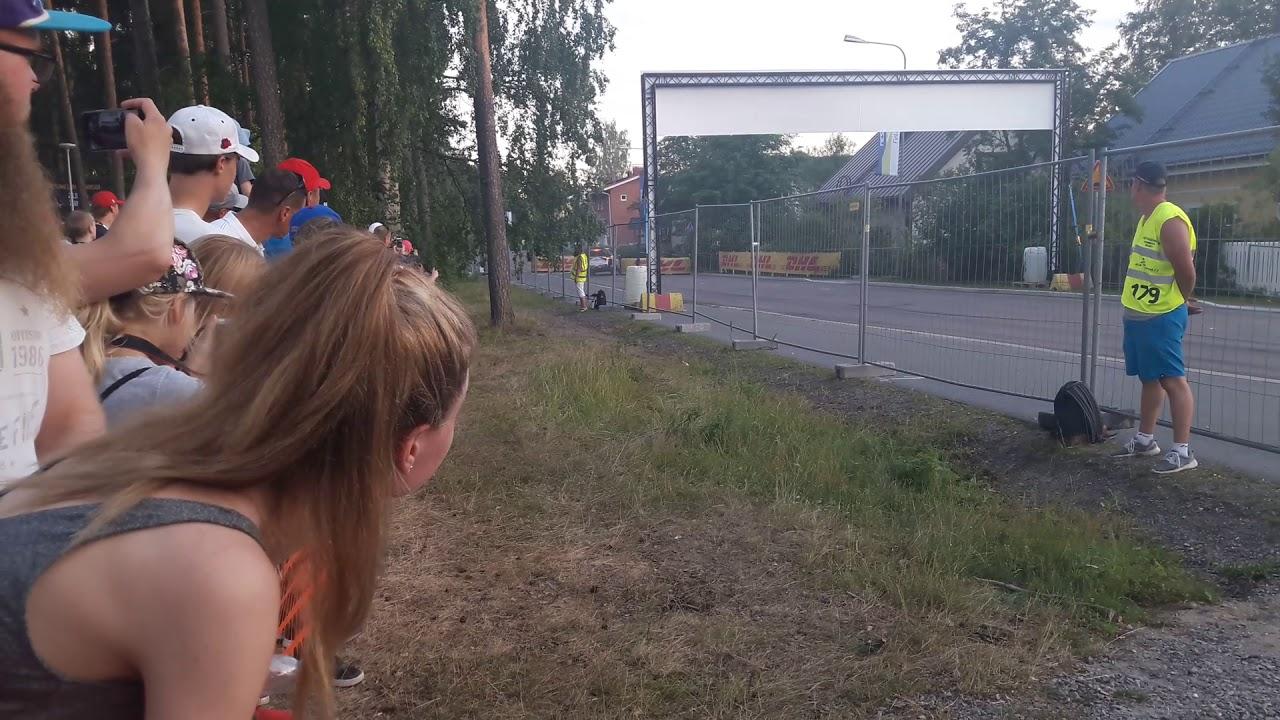 Soome ralli 2018 - SS1, ralli maisteri