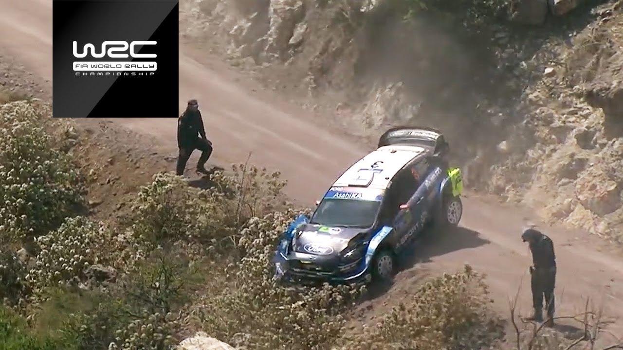 Mehhiko ralli 2019 - SS1 - SS4, kokkuvõte, WRC