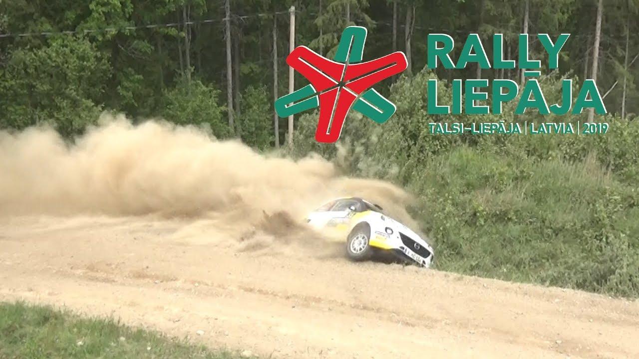 Rally Liepāja 2019 - Sandris Zonbergs